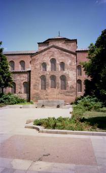 聖ソフィア教会と無名戦士の墓